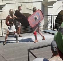 Gladiateur Combat Provocator vs Provocator Arles 2013