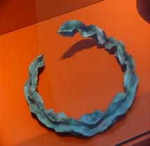 Gaule Celtes Trevires Torque Bronze Trèves