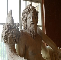 Statuaire Le Tibre Louvre