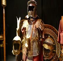 3.2 Legion Cavalerie Auxillaire  Officier Bas Empire IIe-IIIe siècle Ap JC Rome Gladiator Museum