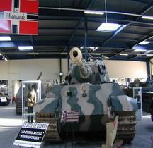 Königtiger. SdKfz 182 Tigre II 2006 (Saumur )
