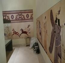 Syrie Karkemish Til  Barsip Palais Fresques Paris Louvre