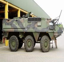 Patria  XA188 (Up Armoured )