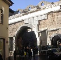 Aoste Porta Praetoria