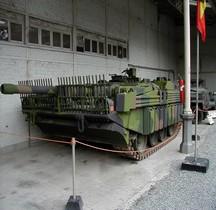 Char S type C Stridsvagn 103 C  (Bruxelles)