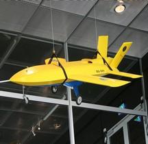 Saab SHARC  Drone Flygvapenmuseum Linköping