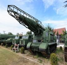 Missile Sol Sol R11 M8U218 TEL SS-1b Scud-A Hongrie