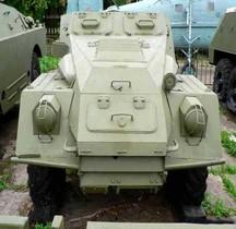 BTR 40 Moscou