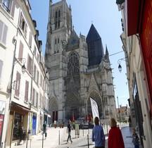 Seine et Marne Meaux Cathédrale St Etienne