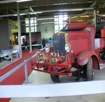Minerva 1933  Pompiers de Schaerbeck Bruxelles