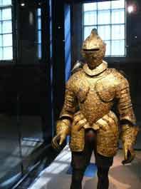 1570 Demi Armure Henri III Vienne