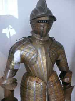 1606 Demi Armure duc d'Epernon Paris