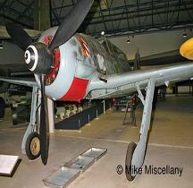 Focke Wulf Fw190-S8 Hendon