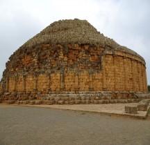 Algérie Sidi Rached Tipaza Tombeau de la Chrétienne