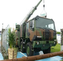Iveco Soframe PPT Logisitique  Eurosatory 2012