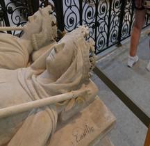 Seine St Denis St Denis Basilique 3.06.2 Constance de Castille Gisant