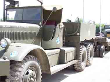 Diamond T 980 M 19 MGCV