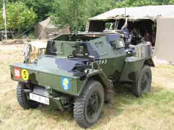 Daimler Scout Car Dingo