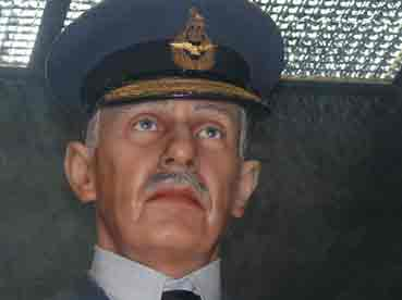 1940  Air Chief Marshal Hugh Dowding  Hendon