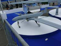 Drone Panther Le Bourget 2011