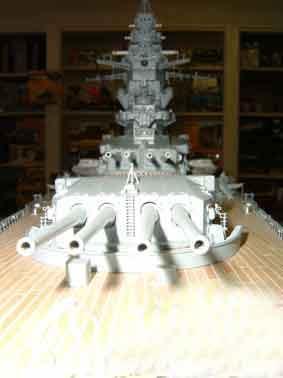 Croiseur de Bataille Dunkerque ( Maquette )