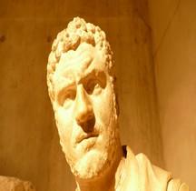 Statuaire 6 Empereurs 3 Caracalla Lyon