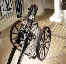 7.62cm Leichte Minenwerfer  Douaumont