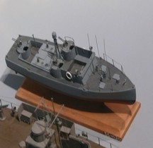 Landing Craft Control LCC Maquette Paris
