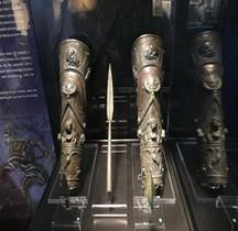Gladiateur Ocrea Pompéi Nimes 2018
