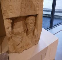 7 Stèle Funéraire Stèle à Portrait 1e siecle Ap jC Arles
