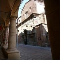 Bologna Chiesa Santa Maria di Galliera o Chiesa dei Filippini