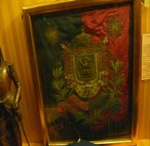 1854 Cent Gardes Trompette Flamme Salon