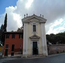 Rome Via Appia Chiesa del Domine quo vadis