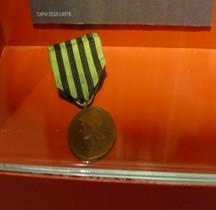 1911 Médaille commémorative de la guerre 1870-1871 Meaux
