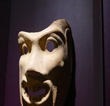 Théâtre Rome Masque Theatre Homme Grimaçant Mougins