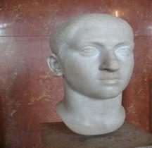Statuaire 6 Empereurs 6 Alexandre Sévère Paris