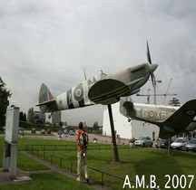 Supermarine Spitfire Mark IX Hendon