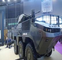 Otokar Arma 6x6 Eurosatory 2016