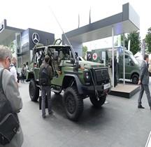 Merecedes G Wagon MRV Eurosatory 2018