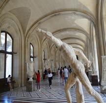 Statuaire Rome Gladiateur Borghèse Paris Louvre