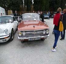 Chevrolet Impala Coupé 1958 Nimes 2018
