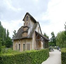 Yvelines Versailles Petit Trianon Hameau reine Colombier