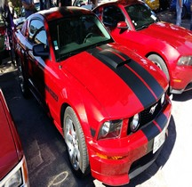 Ford Mustang 2008 GT California Special Dark Candy Apple Red Palavas 2019