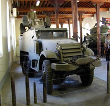 Half Track M16 Multiple Gun Motor Carriage La Réole