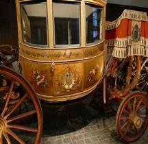 1804 Victoire Berline à 7 glaces de Gala Versailles Musée des Carrosses