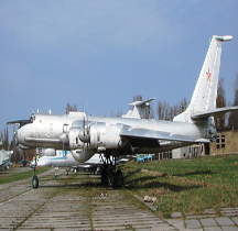 Tupolev TU 142  Bear F