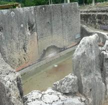 Rhône St Romain en Gal Fontaine Publique