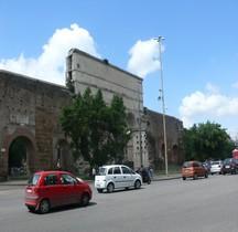 Rome Rione Esquilino Porta Maggiore