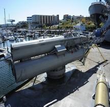 Torpedo Mark 32 Launcher