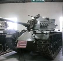 Char Moyen M 48 a1 Patton Saumur